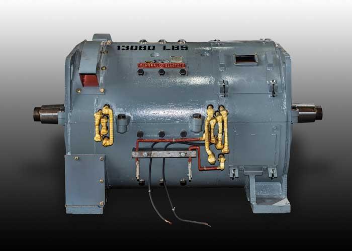GE 620 Mill Motor