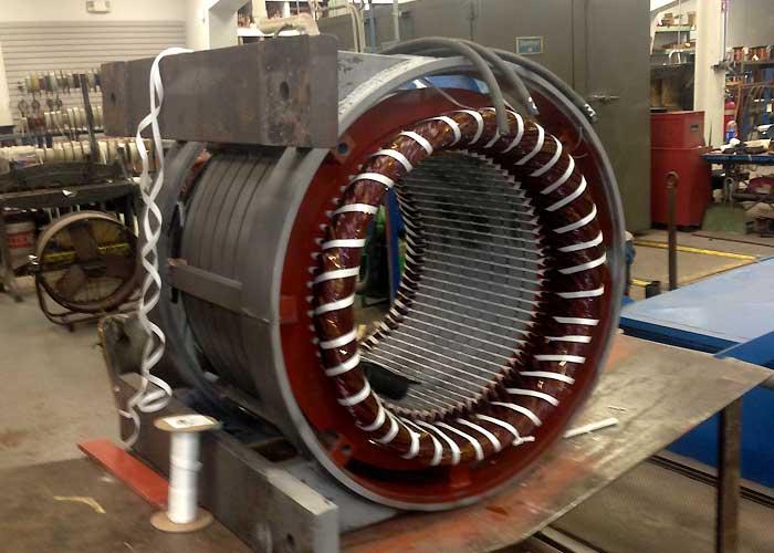 250 hp Stator
