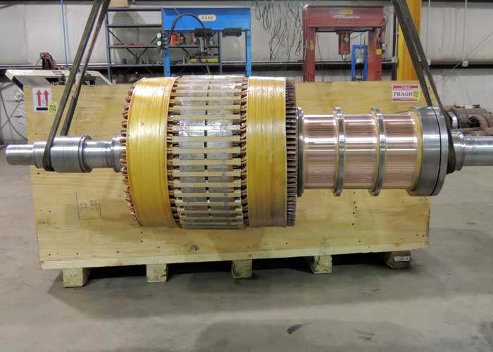 400 hp Armature 1