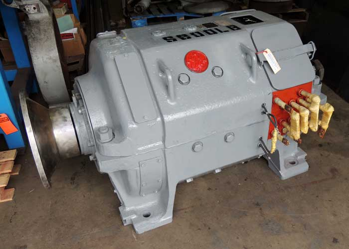 GE MD614 Mill Motor