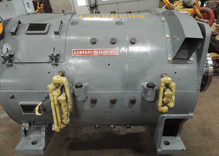 GE MD620 Mill Motor