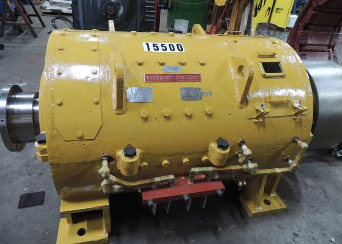 GE MD622 Mill Motor