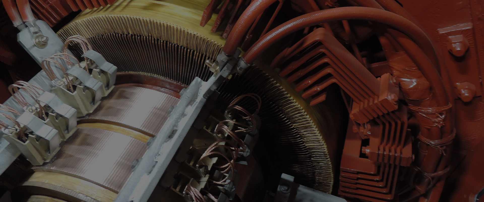 800 hp Motor Rebuild
